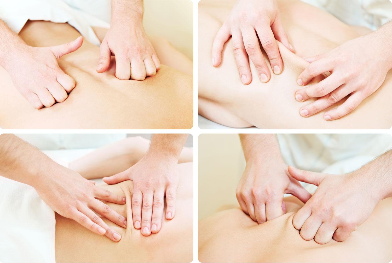 Massagegriffe